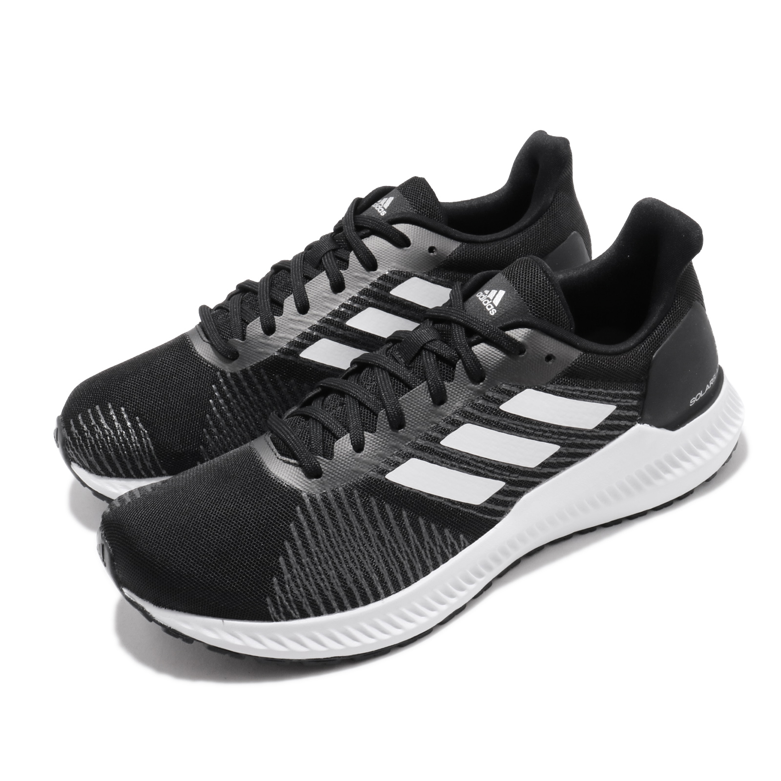 adidas 慢跑鞋 Solar Blaze M 男鞋 G27775