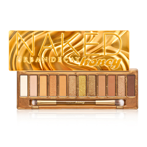 URBAN DECAY NAKED HONEY 眼影盤 12x0.95g