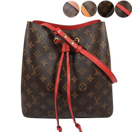 Louis Vuitton 肩斜兩用水桶包