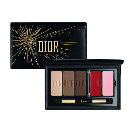 Dior迪奧 璀璨 耀眼訂製眼唇盤