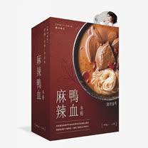 【賈以食日】麻辣鴨血冬粉485G
