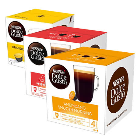 雀巢咖啡膠囊 任選三盒699元