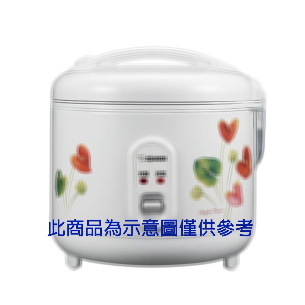『ZOJIRUSHI』 ☆  象印 10人份機械式電子鍋 NS-RDF18