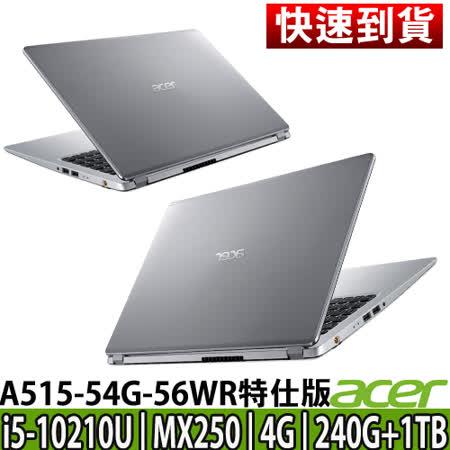 Acer 雙碟特仕/10代i5 MX250 2G獨顯筆電