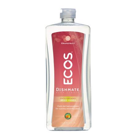【美國ECOS】洗碗精25OZ-葡萄柚