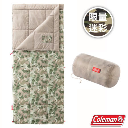 Coleman表演者III大自然信封型睡袋