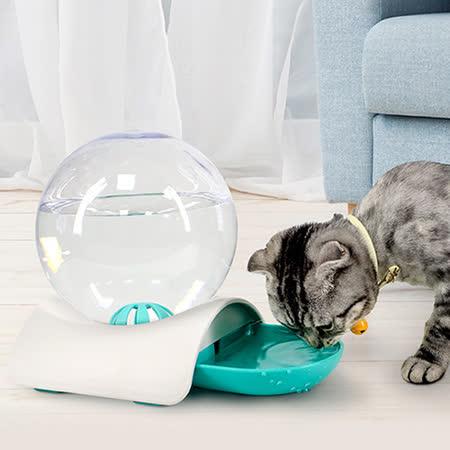 JohoE 水晶球寵物飲水器