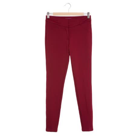 JESSICA 基本款必備長褲(紅)