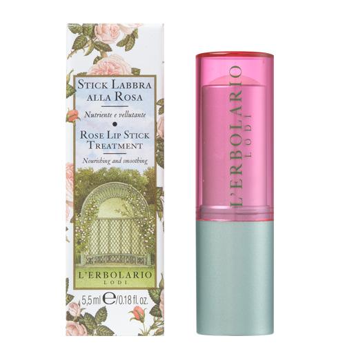 蕾莉歐 玫瑰保濕護唇膏5.5ml