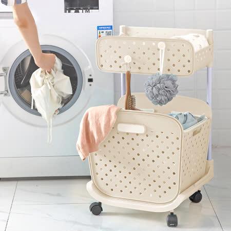 HOUSE 雙層洗衣置物籃