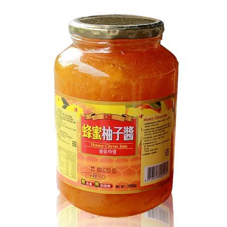 三紅 韓國原裝蜂蜜柚子醬