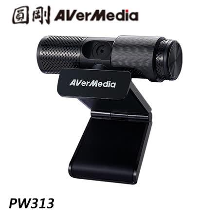 圓剛 PW313 1080P 高畫質網路攝影機