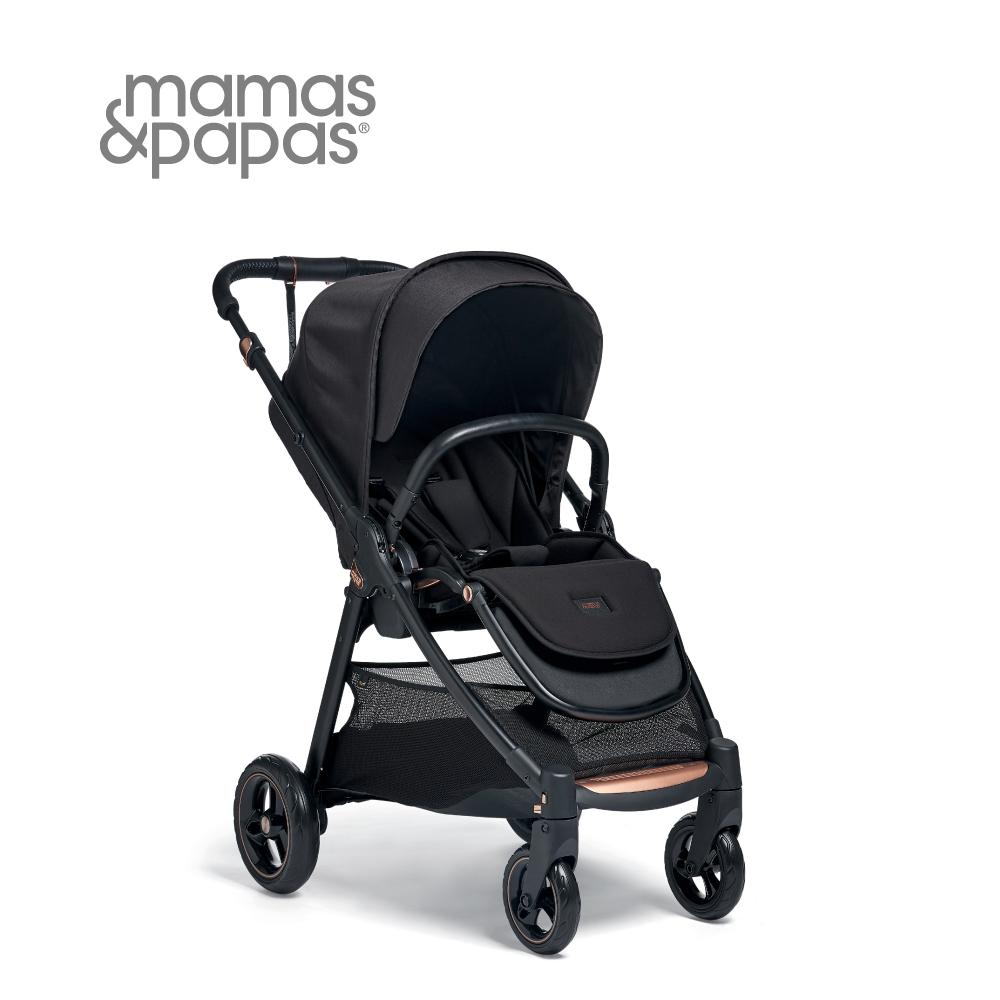【Mamas & Papas】穿山甲雙向手推車XT3-古銅黑