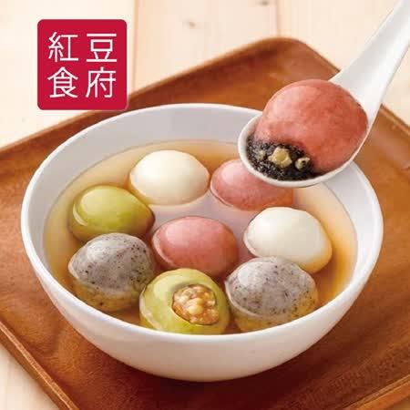 紅豆食府 鴻運四喜湯圓2盒