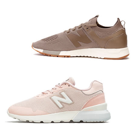 NEW BALANCE 男女款 輕量慢跑休閒鞋