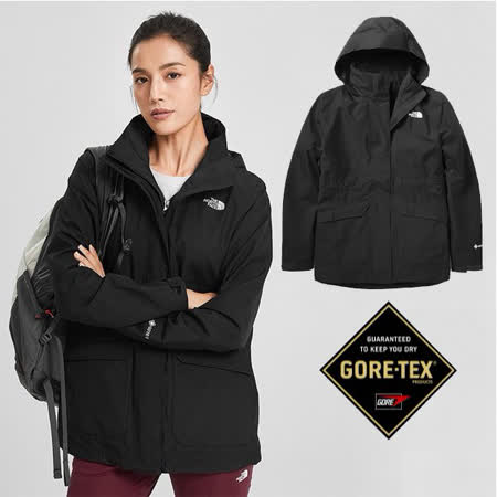 The North Face GORE-TEX連帽外套