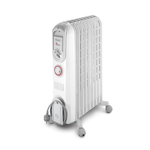 DeLonghi迪朗奇 9片式極速熱對流定時電暖器 V550915T
