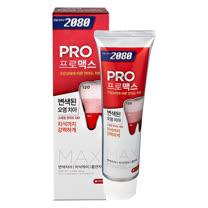 韓國2080<br/>除垢脫漬-專業亮白牙膏