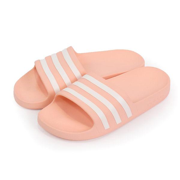 Adidas 女 ADILETTE AQUA 愛迪達 拖鞋 - EE7345