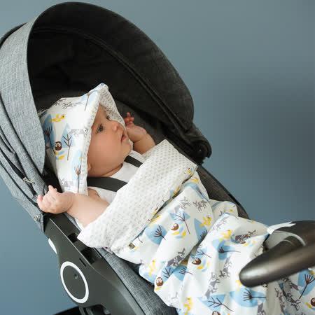 荷蘭FRESK  有機棉寶寶保暖睡袋