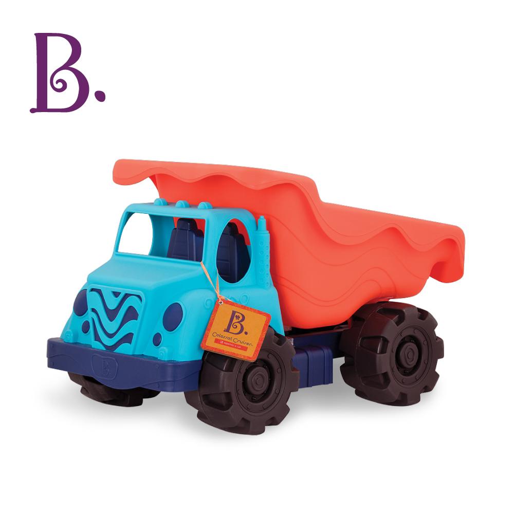 【B.Toys】海格力士翻斗車(橘紅)