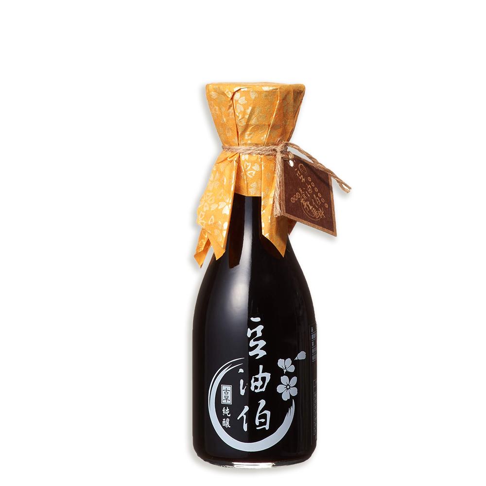 【豆油伯】金豆醬油180ml