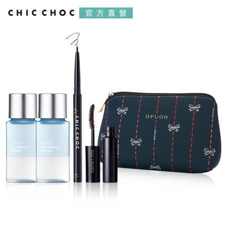 【CHIC CHOC】  閃耀溫柔輕女神組(4色任選)