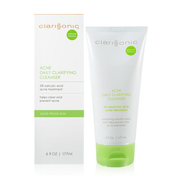 Clarisonic 科萊麗 抗痘潔面乳 177ml Acne Clarifying Cleanser