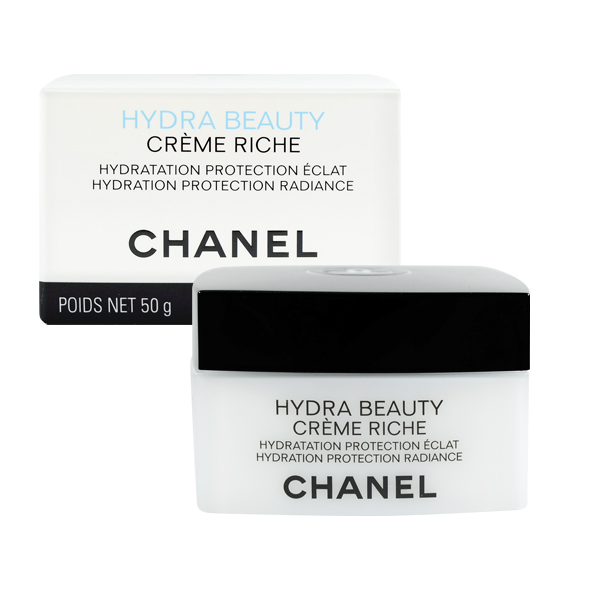 CHANEL 香奈兒 山茶花保濕乳霜-豐潤版 50g Hydra Beauty Crème Riche