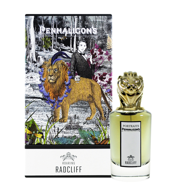 Penhaligon's 潘海利根 獸首肖像香水-咆哮的拉德克里夫淡香精 75ml (獅子)