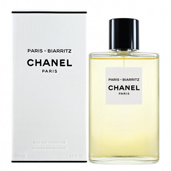 CHANEL 香奈兒 LES EAUX 淡香水系列 巴黎-比亞里茲 125ml Paris-Biarritz EDT