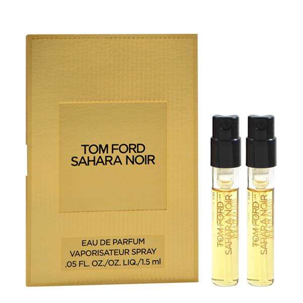 Tom Ford 薩哈拉比諾淡香精 1.5ml Sahara Noir EDP 針管小香 兩入組