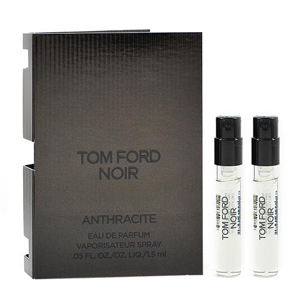 Tom Ford 神秘暗黑香水 淡香精 1.5ml Noir Anthracite EDP 針管小香 兩入組