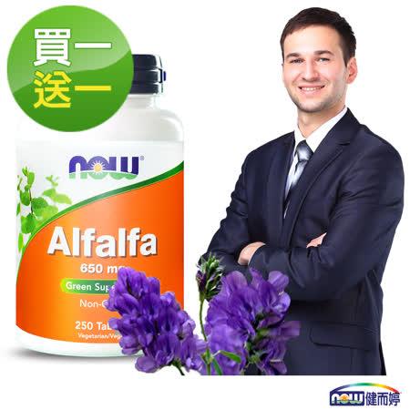 NOW健而婷  紫花葉綠素(250顆/瓶)