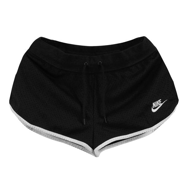 NIKE 女 AS W NSW HRTG SHORT MESH 運動短褲- BV4851010