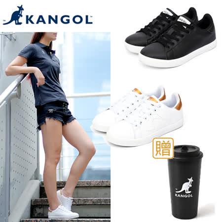 KANGOL 80週年限定休閒鞋