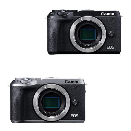 Canon M6 Mark II  單機身 (公司貨)