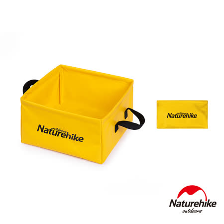 Naturehike  PVC方形水盆 13L