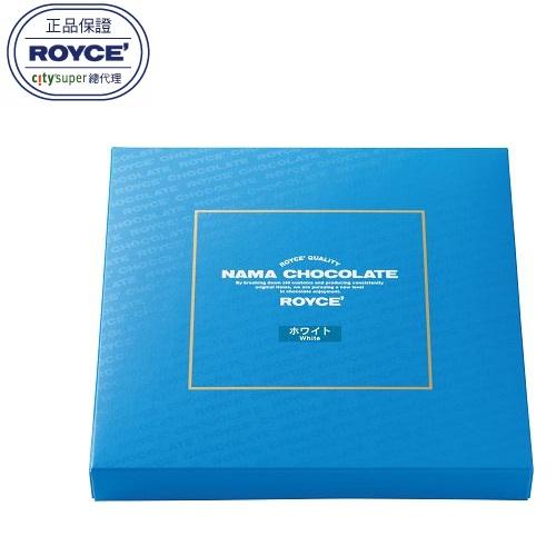 【ROYCE'】生巧克力 -白巧克力