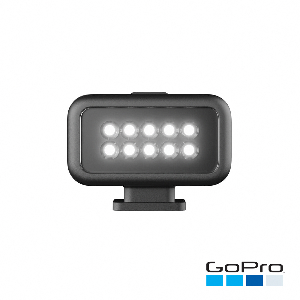 【GoPro】HERO8 Black燈光模組ALTSC-001-AS(忠欣公司貨)