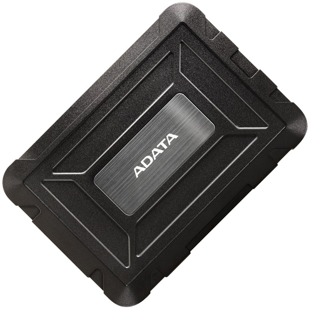 ADATA 威剛 ED600 2.5吋 SATA 防震 硬碟外接盒 (空盒)