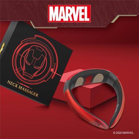 Marvel漫威 鋼鐵人 Neck頸部按摩儀