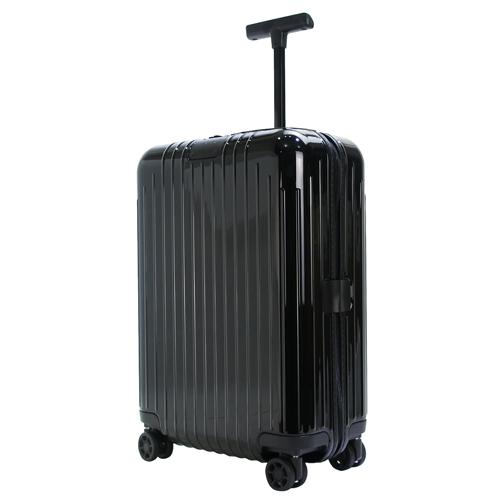 Rimowa ESSENTIAL LITE Cabin S 20吋登機箱(亮黑)