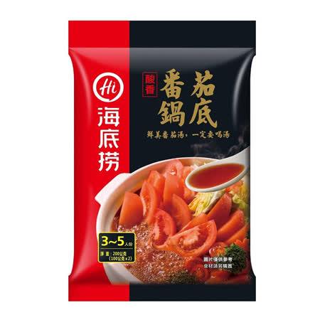 海底撈 酸香番茄鍋底 (200g/包)