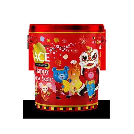 ACE軟糖新年禮(桶) 430G