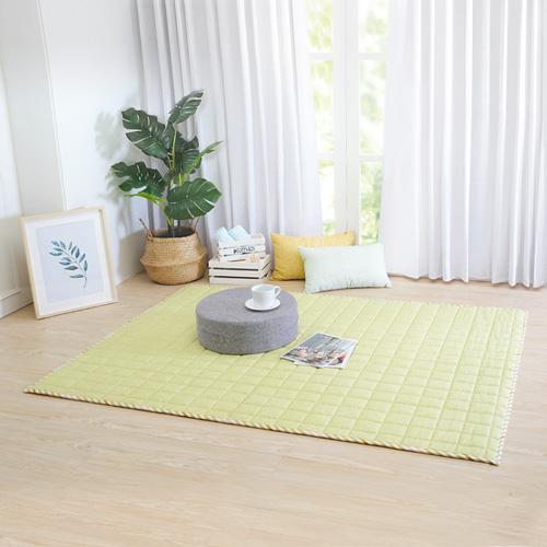 IN HOUSE-馬卡龍多功能地墊(綠色)