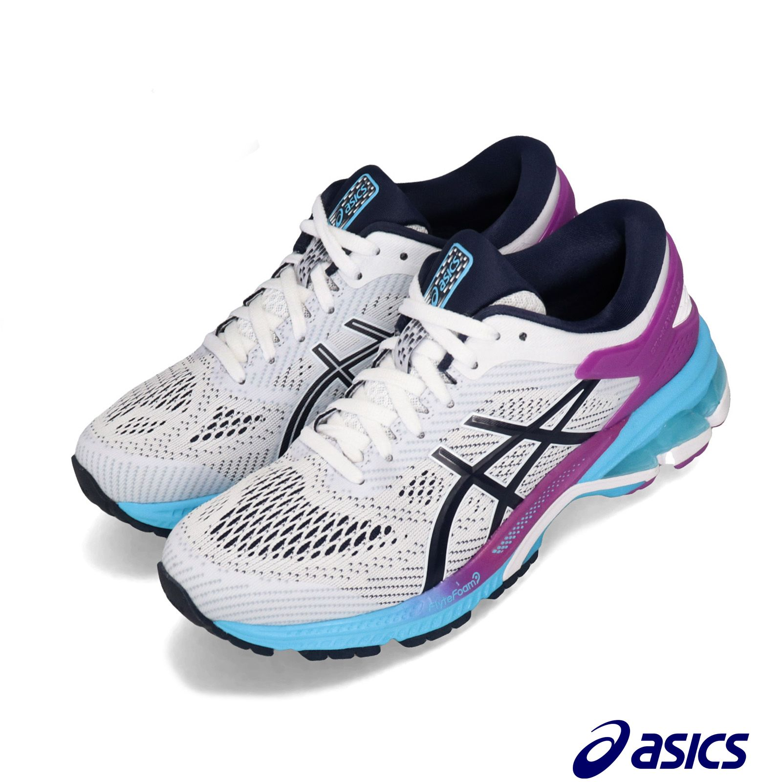 Asics 慢跑鞋 Gel-Kayano 26 運動 女鞋 1012A457100