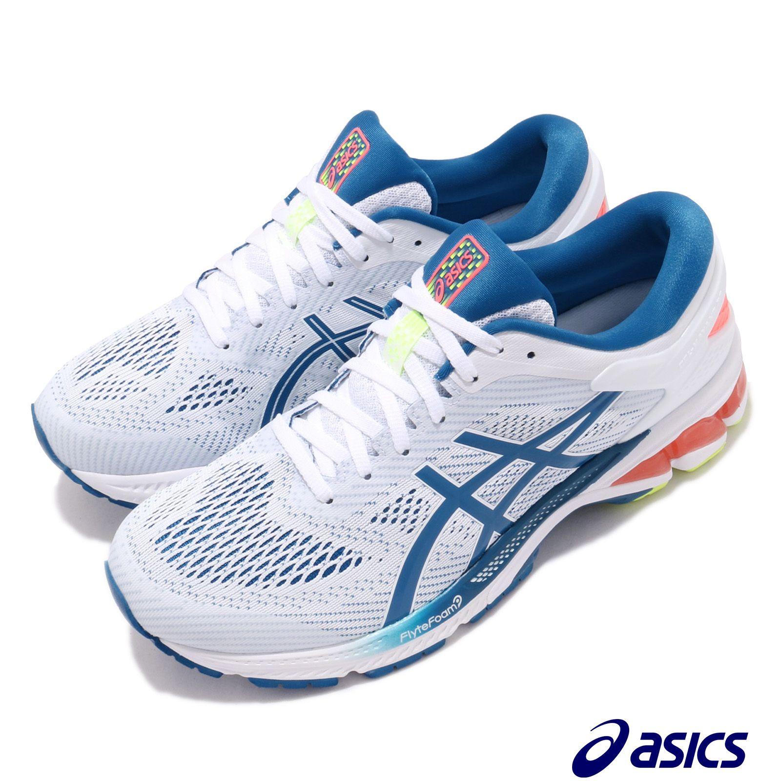Asics 慢跑鞋 Gel Kayano 26 運動 男鞋 1011A541100