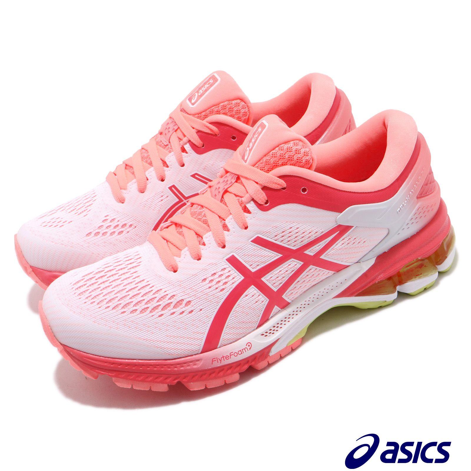 Asics 慢跑鞋 Gel-Kayano 26 運動 女鞋 1012A544100