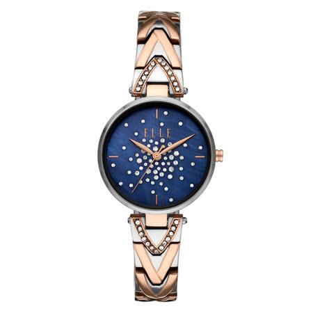 ELLE  巴黎之夜系列腕錶